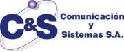 Logo C&S COMUNICACIÓN Y SISTEMAS
