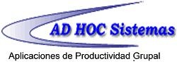 Logo AD HOC SISTEMAS