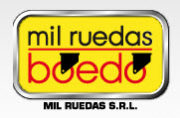 Logo MIL RUEDAS BOEDO