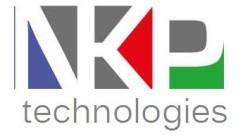 Logo NKP TECHNOLOGIES