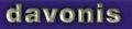 Logo DAVONIS